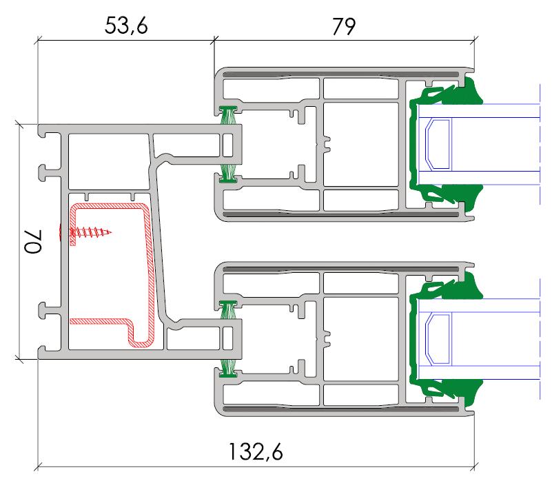 Sección STYLE PVC